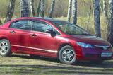 Honda Civic, 2007, б/у 144900 км.