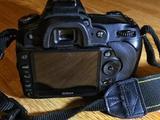 Nikon d90 с объективом