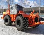 К-700 и К-701, трактор Кировец, после капремонта.